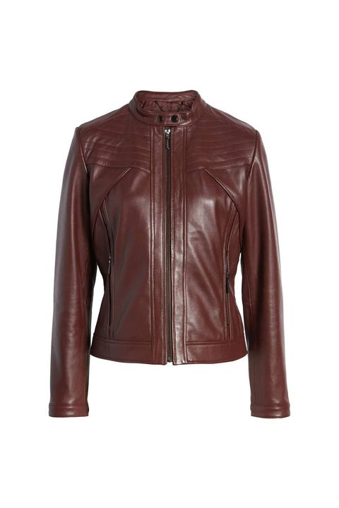 95394c0e9 18 Best Leather Jackets for Women 2018 - Affordable Leather Jackets ...