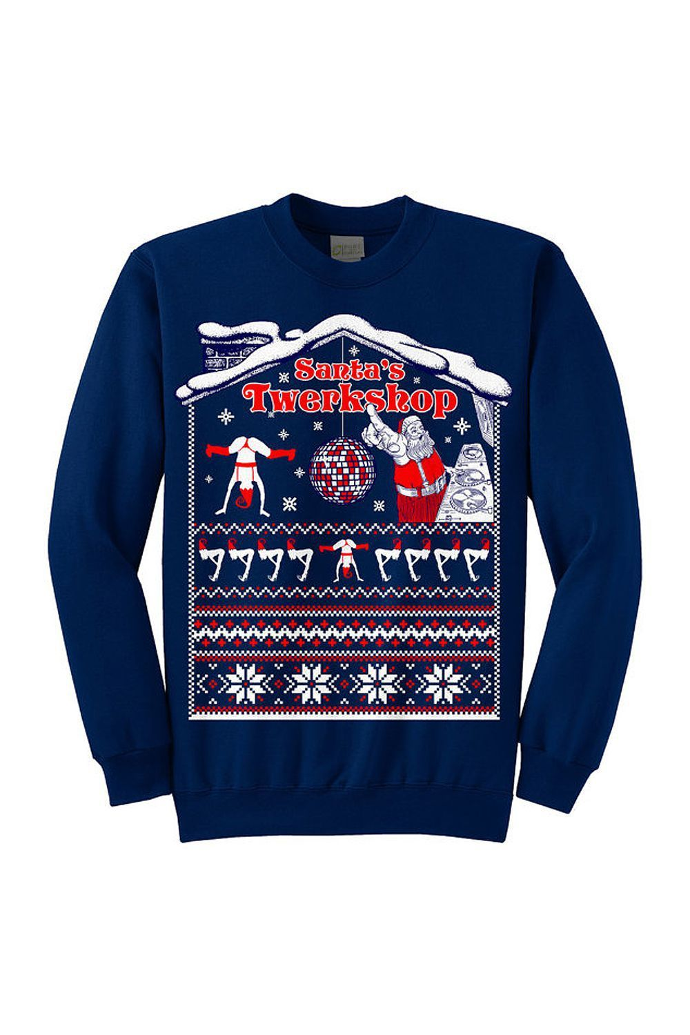 18cc99e8012 The Tackier the Better: 9 Ugly but Great Christmas Sweaters