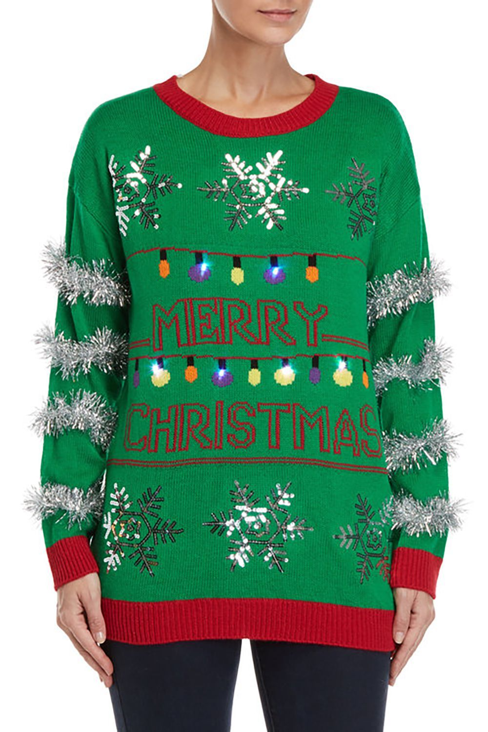 Ugly Christmas Sweaters 2018 Tacky Holiday Sweater Ideas