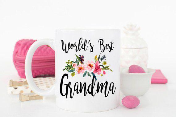 Etsy  sc 1 st  Delish.com & 25 Best Gifts For Grandmas 2018 - Good Christmas Gift Ideas for Grandma