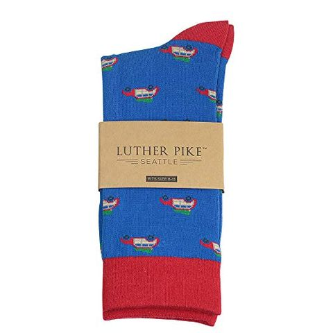 christmas dress socks for men