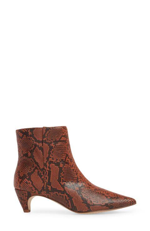 cfc66e515a 15 Best Kitten Heel Boots for Women 2018 - Top Low Heel Booties to Shop