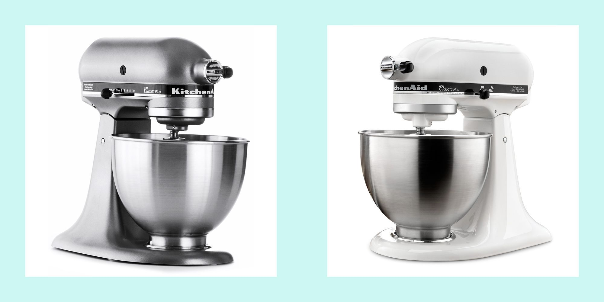 Kitchenaid Classic Plus 4 5 Quart Stand Mixer