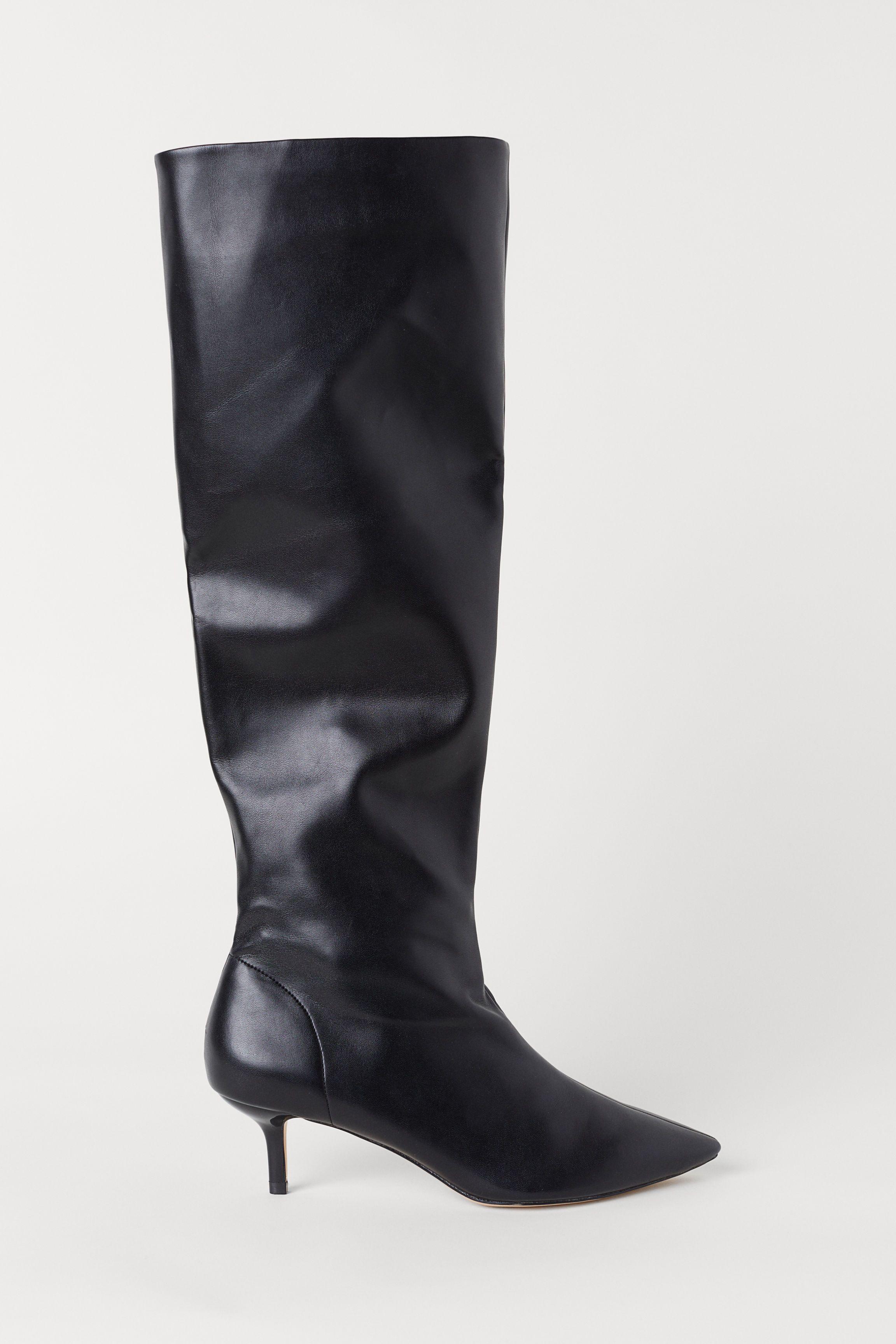 1c7bc24a4c75 15 Best Kitten Heel Boots for Women 2018 - Top Low Heel Booties to Shop