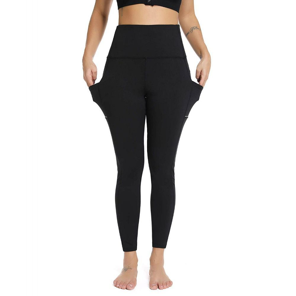 6b6cbcaa9c 9 Best Leggings With Pockets to Hold Your Phone - Workout Leggings With  Pockets