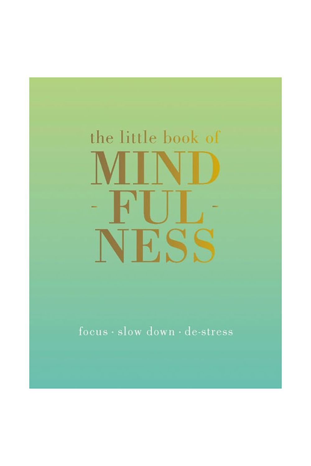 'The Little Book of Mindfulness'