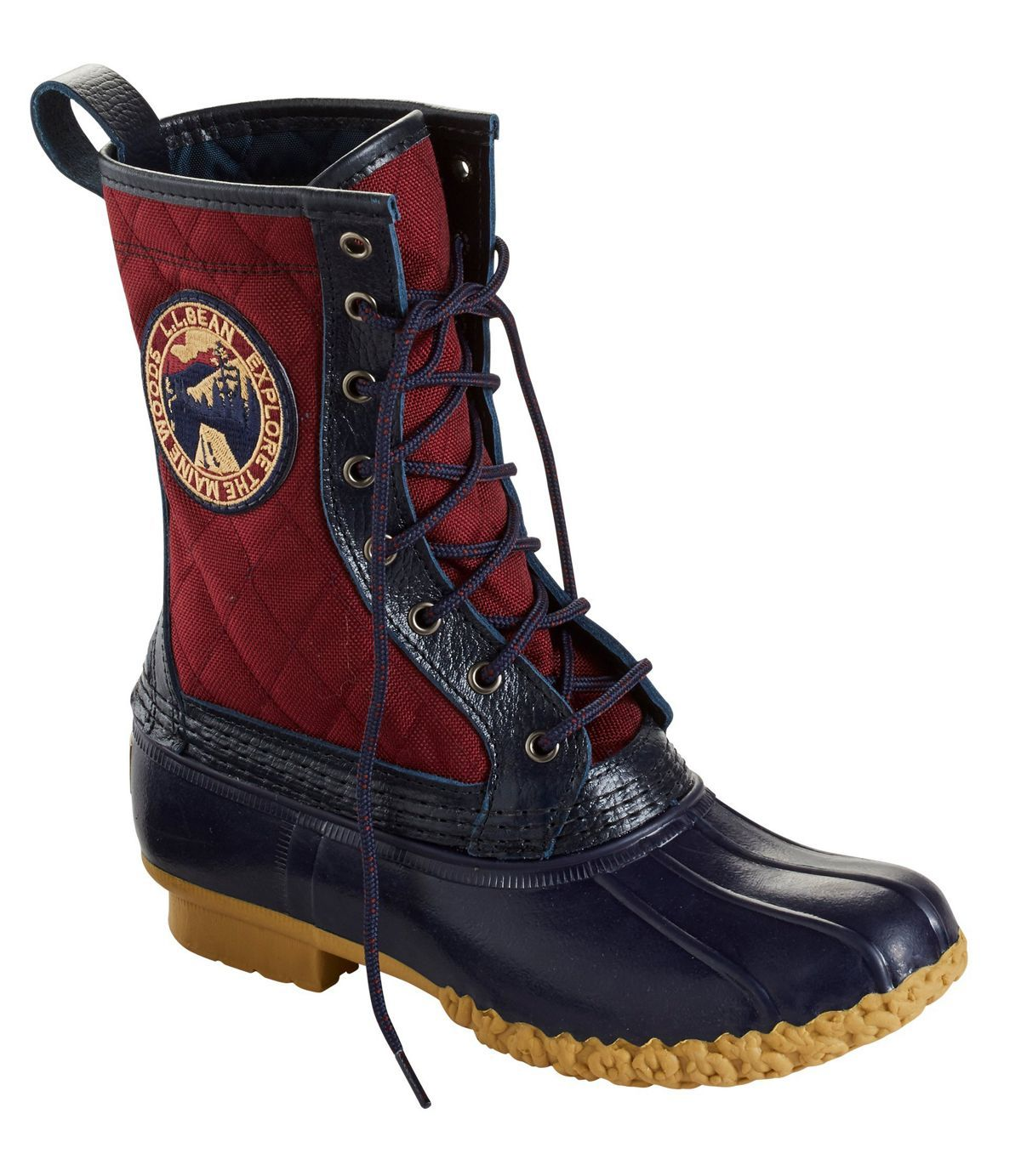 new high quality meet classic style L.L.Bean Women's Quilted Bean Boots