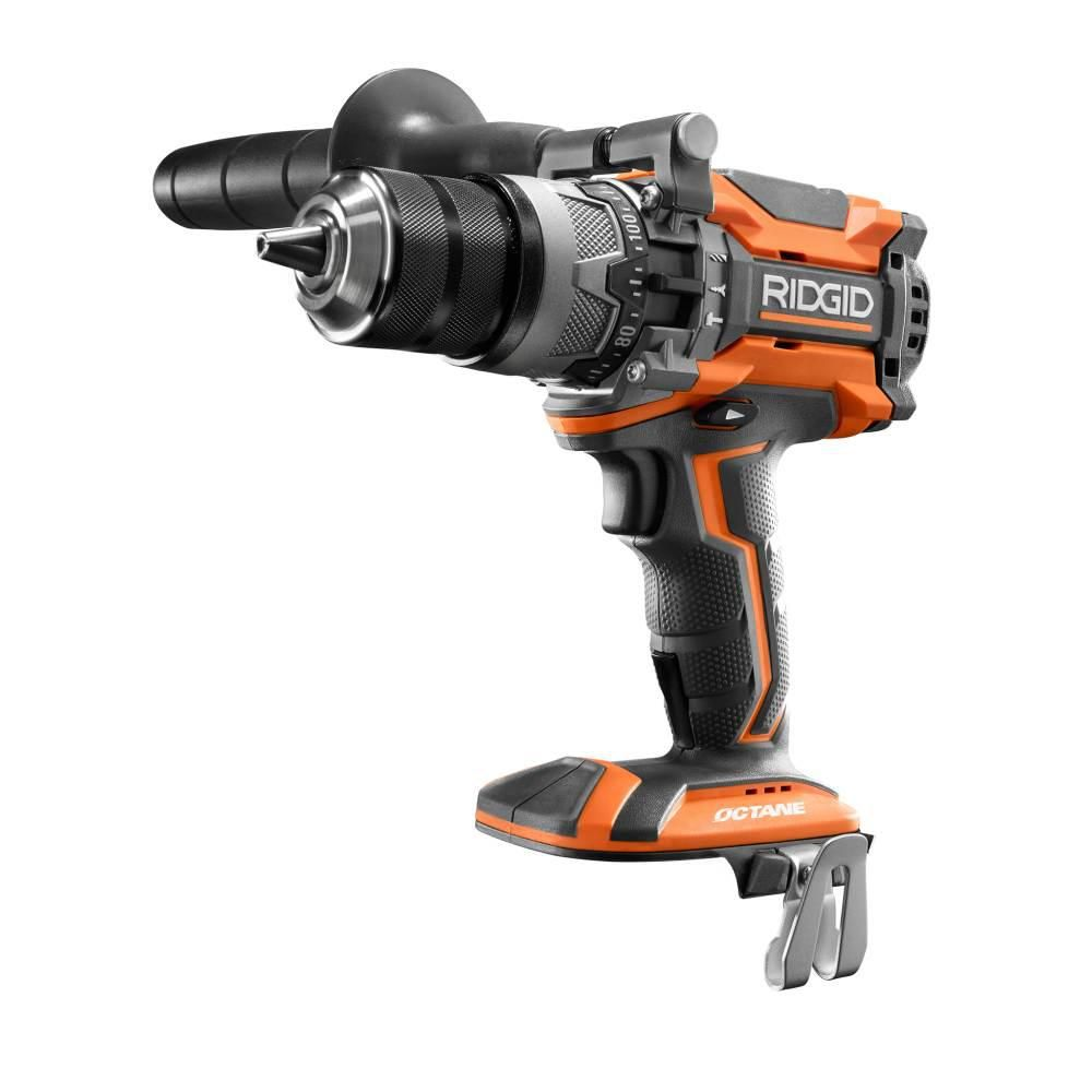 Ridgid 18-Volt OCTANE Hammer Drill/Driver