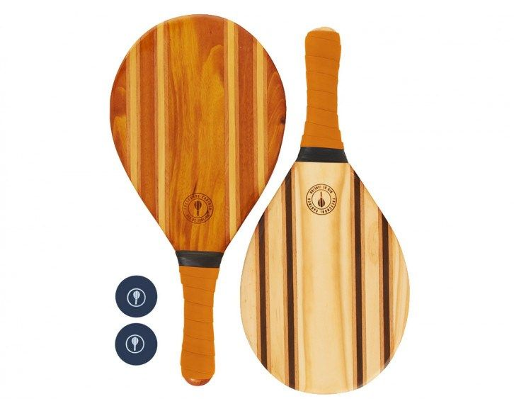 Leblon Beach Bat Set - Orange