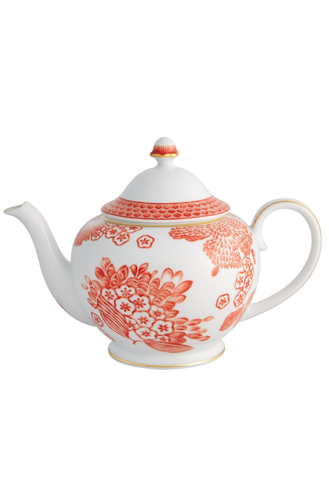 Oscar De La Renta by Vista Alegre Porcelain Tea Pot