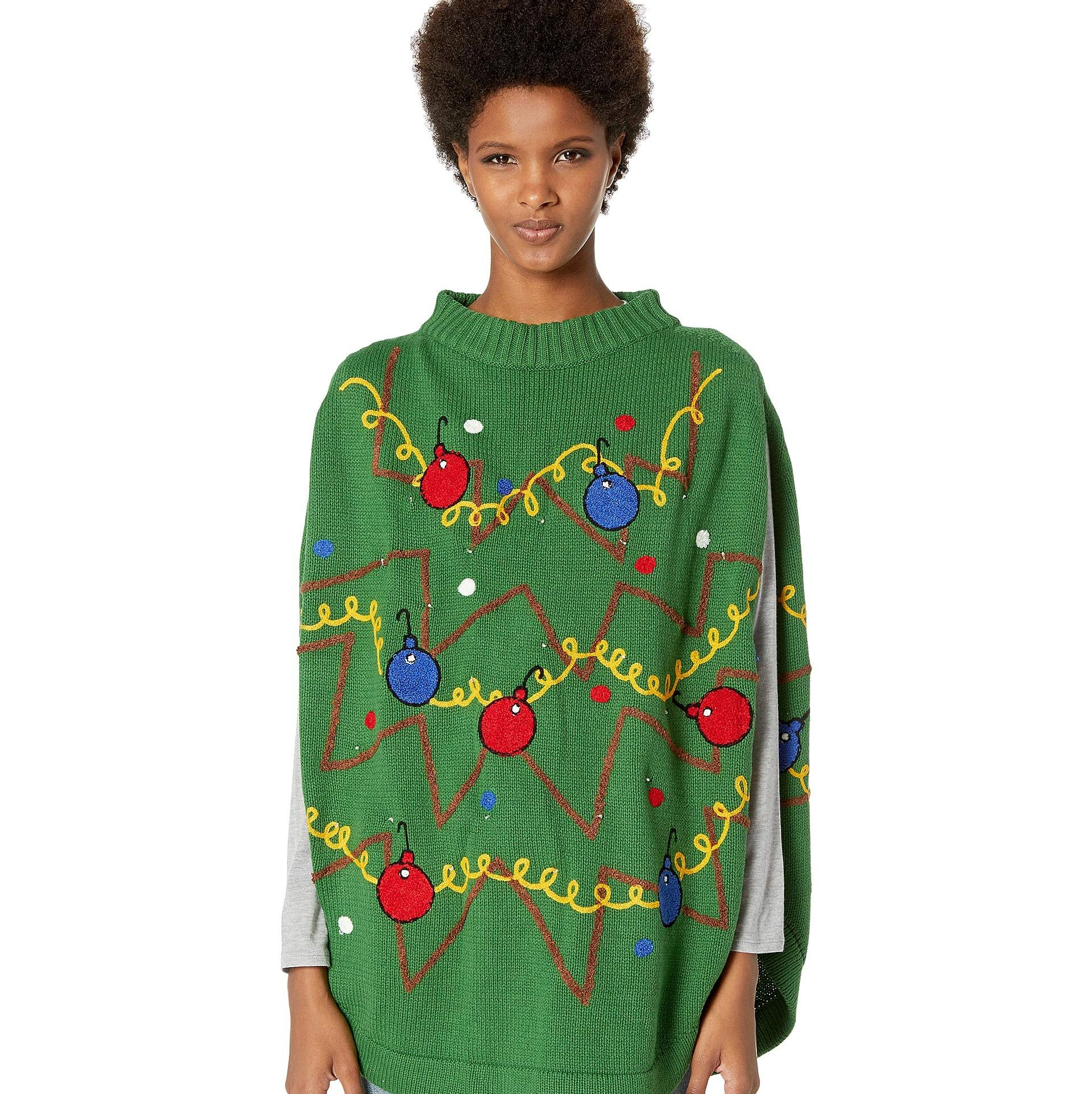 Whoopi Goldberg Christmas Sweaters.Whoopi Goldberg Ugly Christmas Sweater Line At Zappos 2018