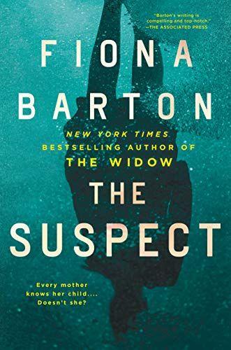 'The Suspect' by Fiona Barton