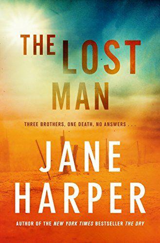 'The Lost Man' by Jane Harper