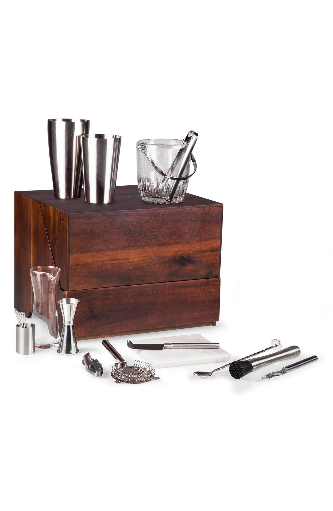 'Madison' Tabletop Bar Set