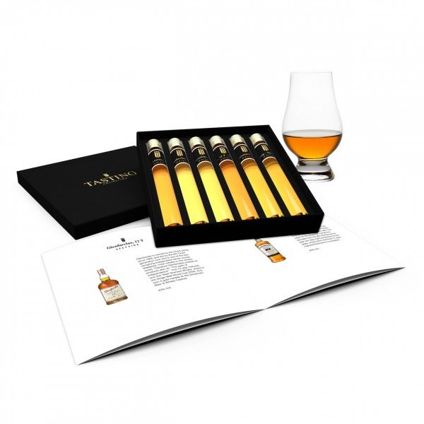 Whisky Tubes Gift Box