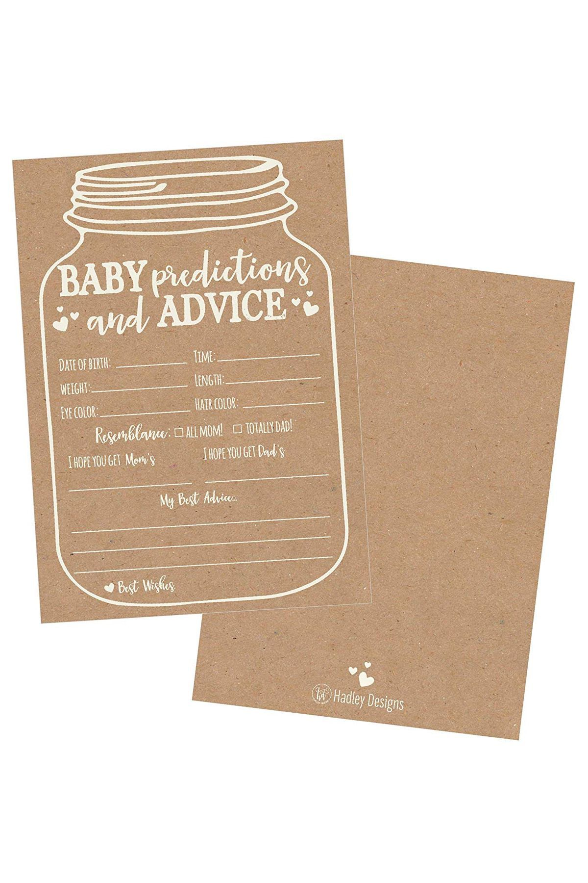 20 Best Baby Shower Ideas Unique Baby Shower Food Games And