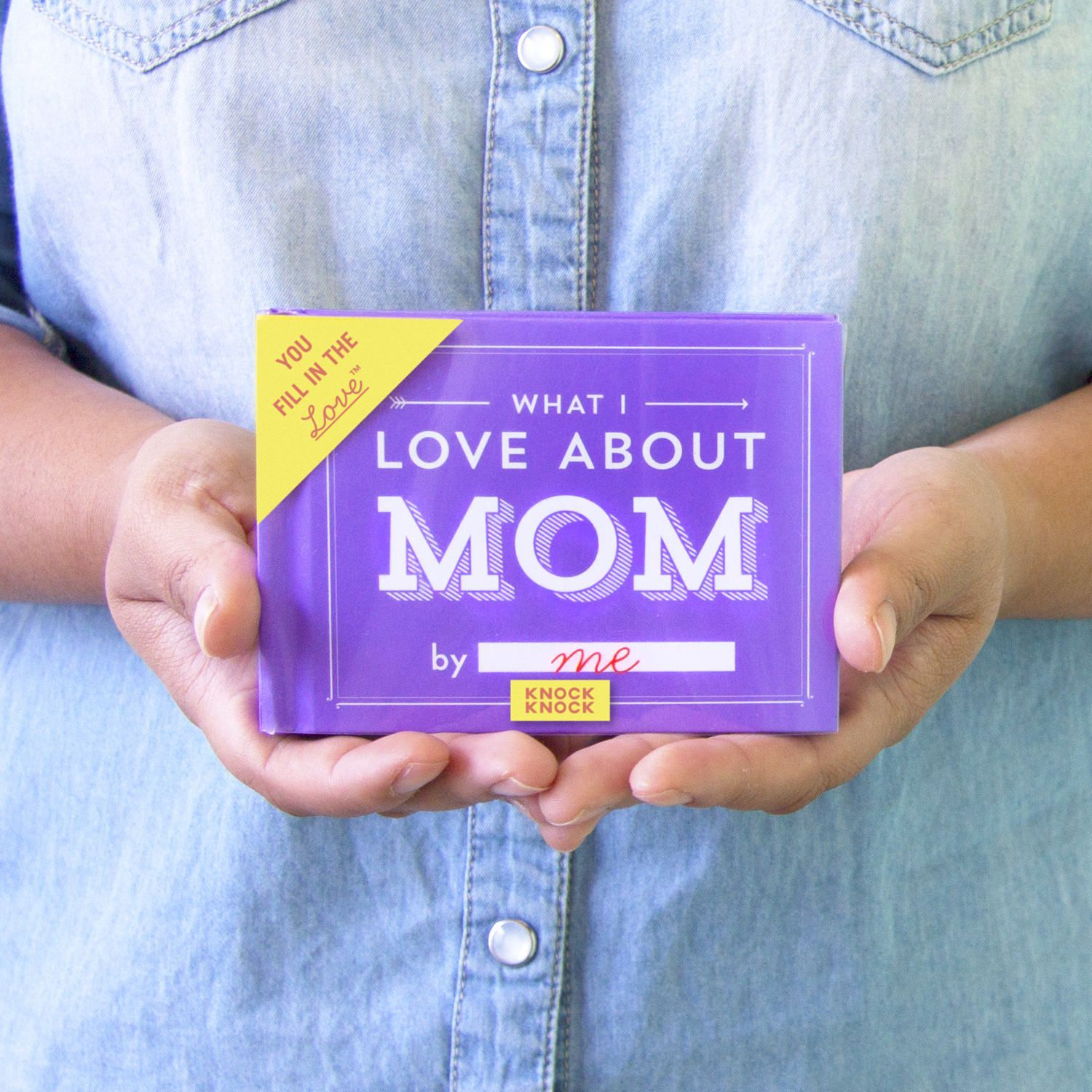What I Love about Mom Fill in the Love Journal & 75 Christmas Gifts for Mom 2018 - Best Holiday Gift Ideas for Her