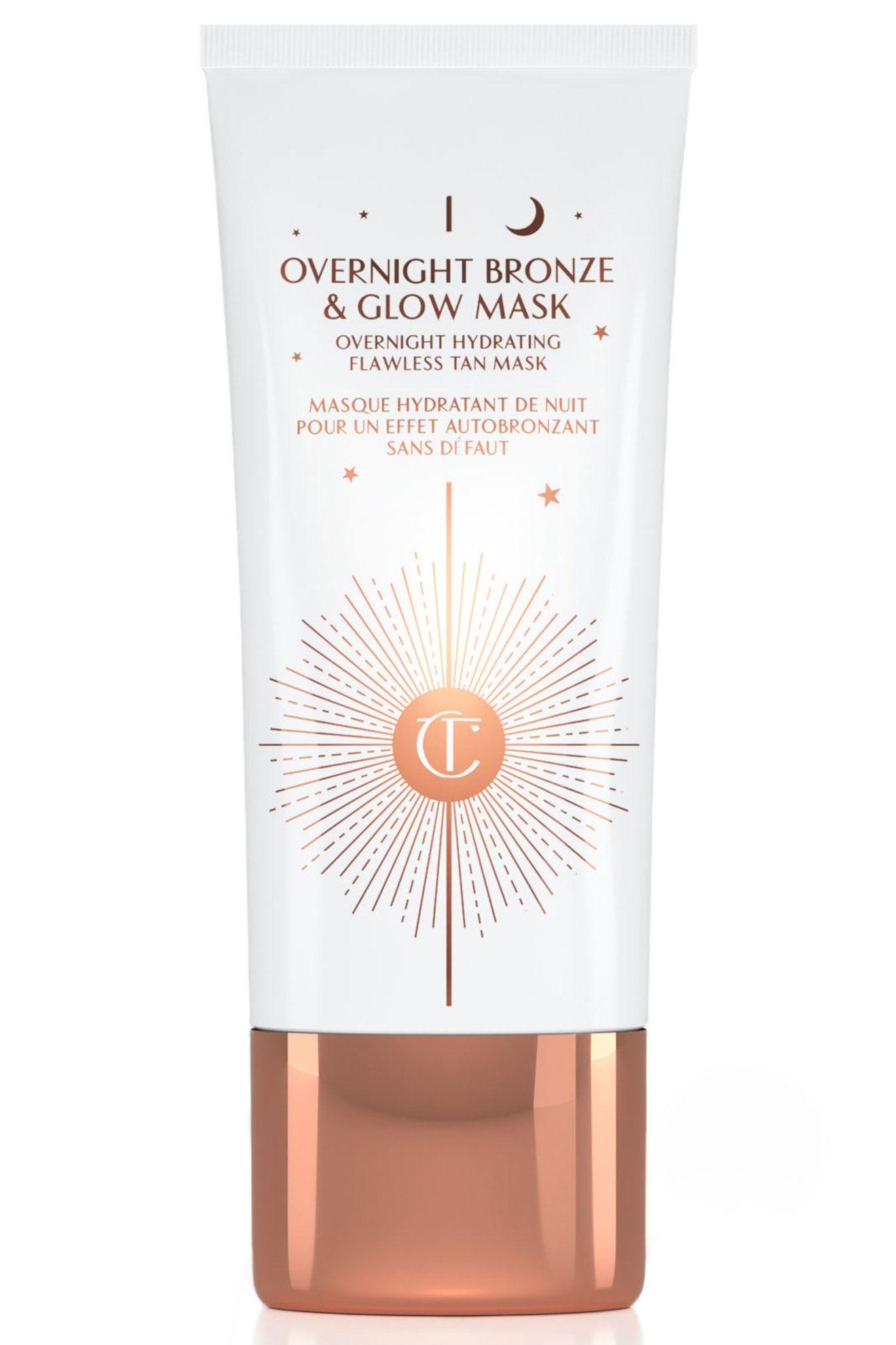 Overnight Bronze & Glow Mask