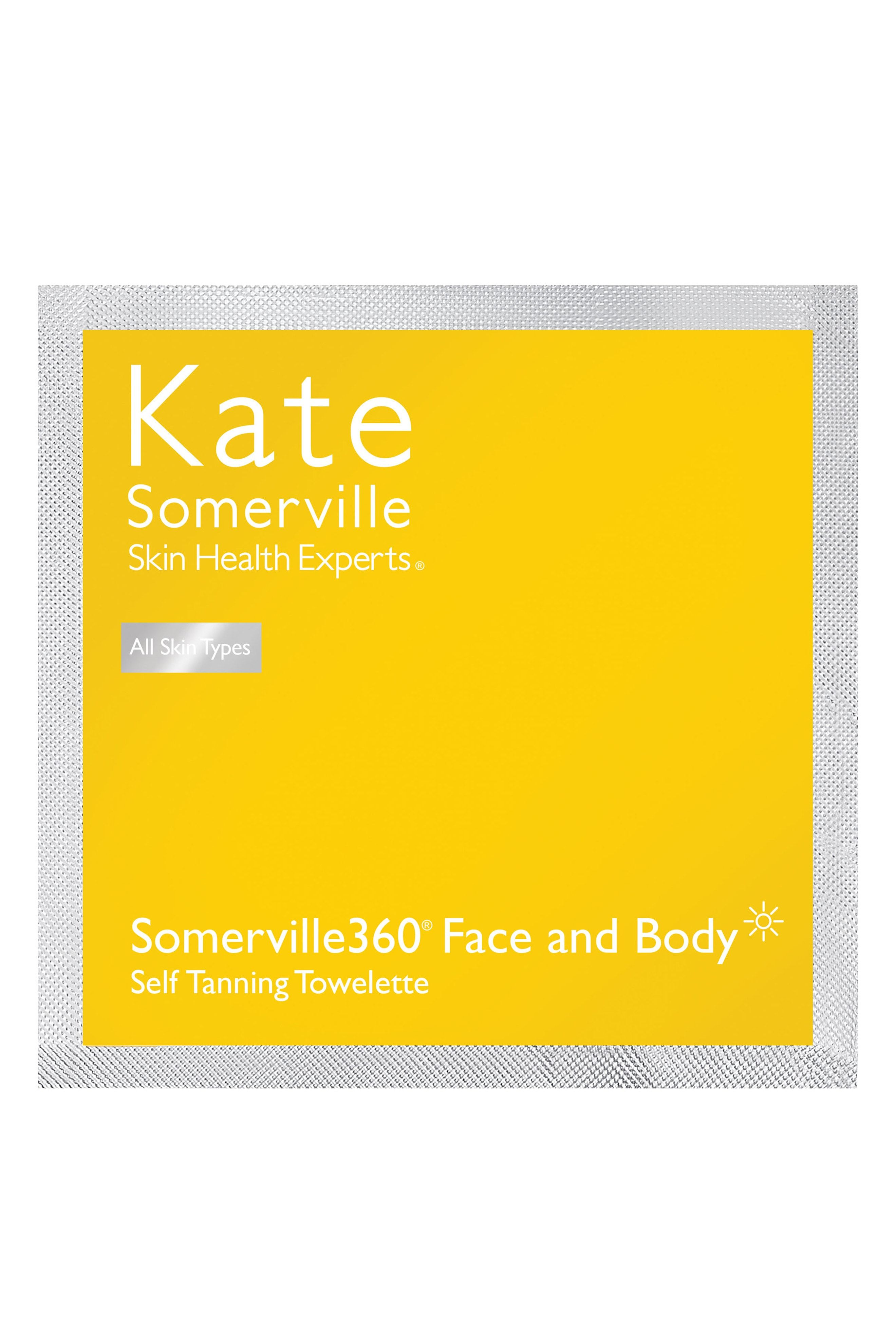 Face and Body Tanning Towelettes