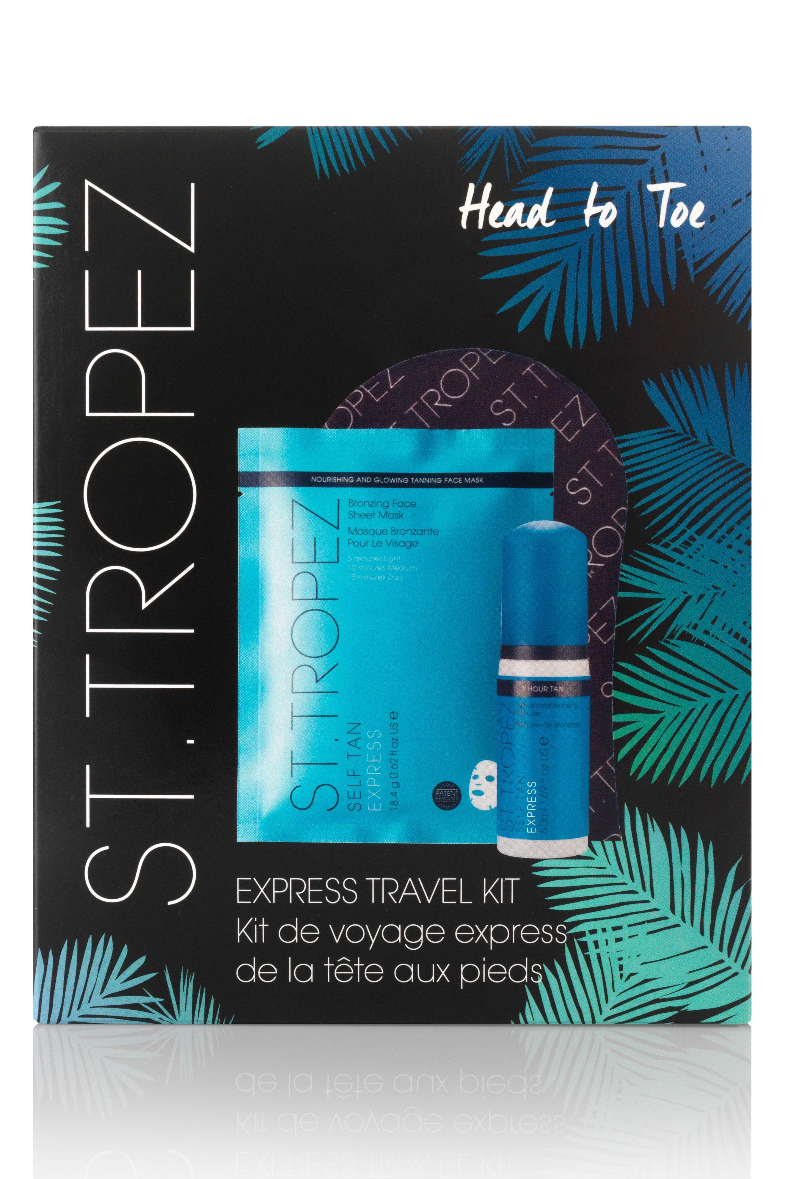 Tanning Travel Kit