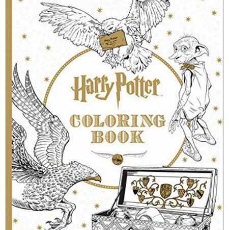 harrypottercoloringbook