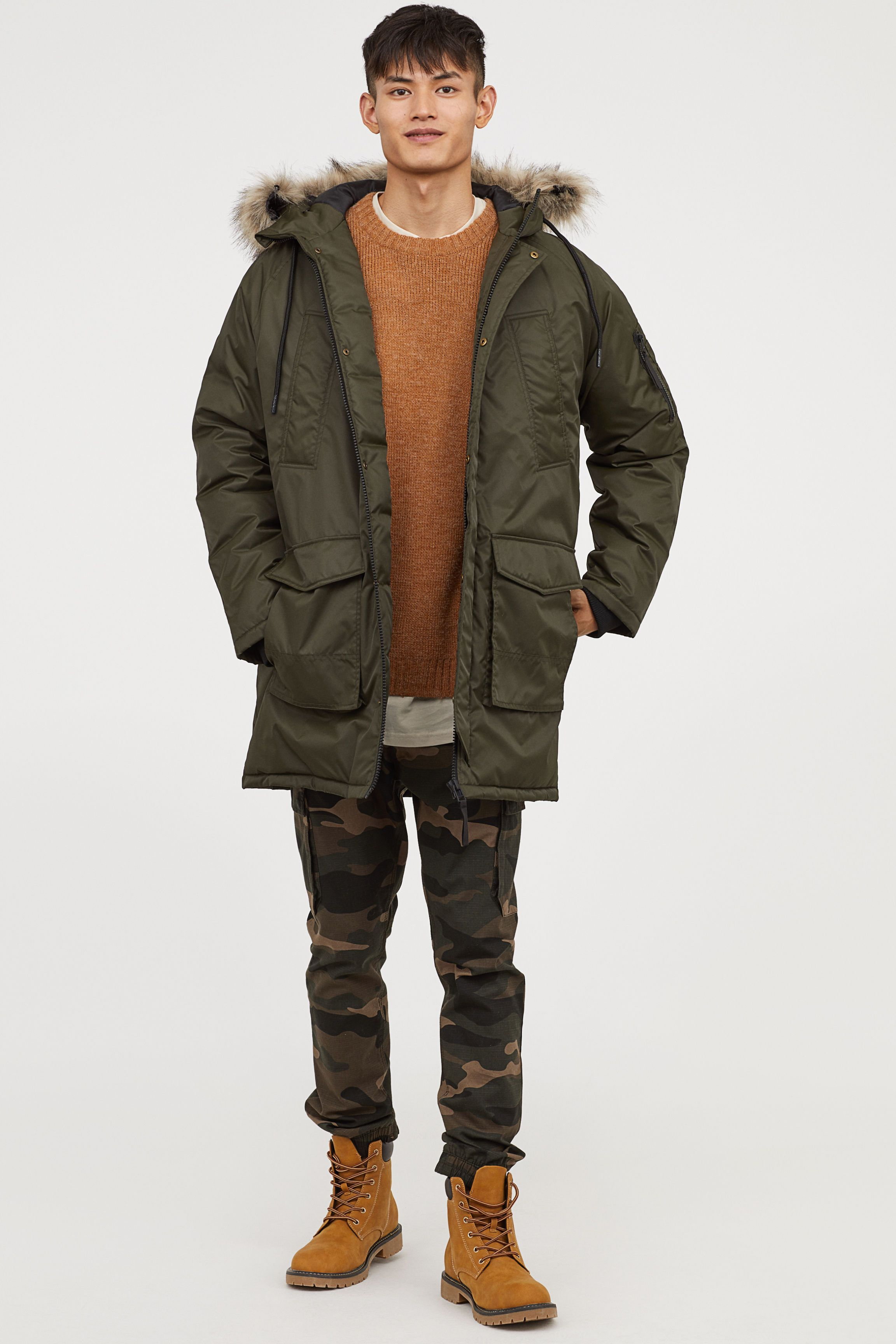 To acquire Warm stylish mens winter coats picture trends