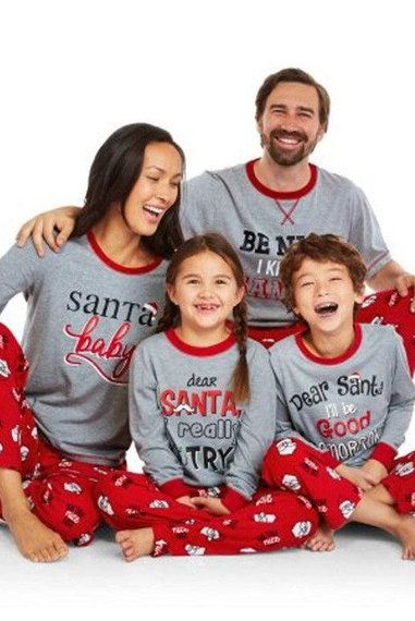 fd88cd4f1c 15 Family Christmas Pajamas Everyone Will Love - Cute Christmas Jammies