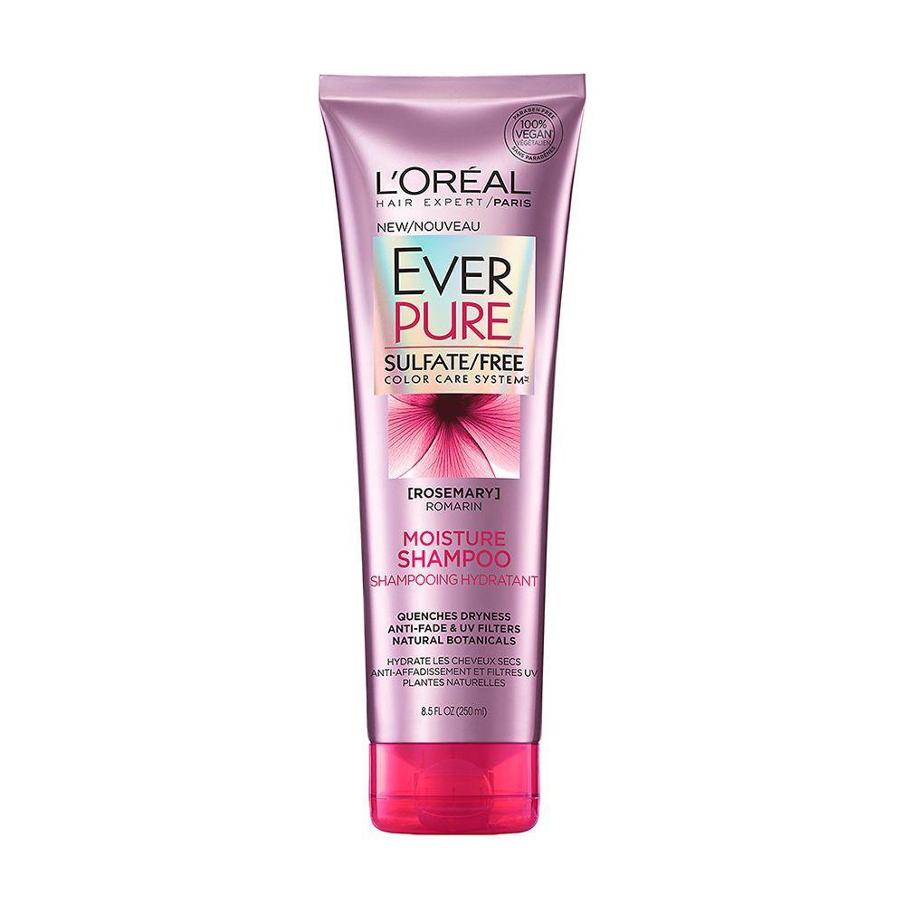 sulfatfritt shampoo loreal