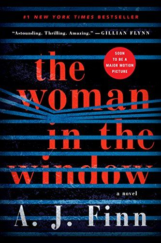 3  The Woman in the Window: A Novel