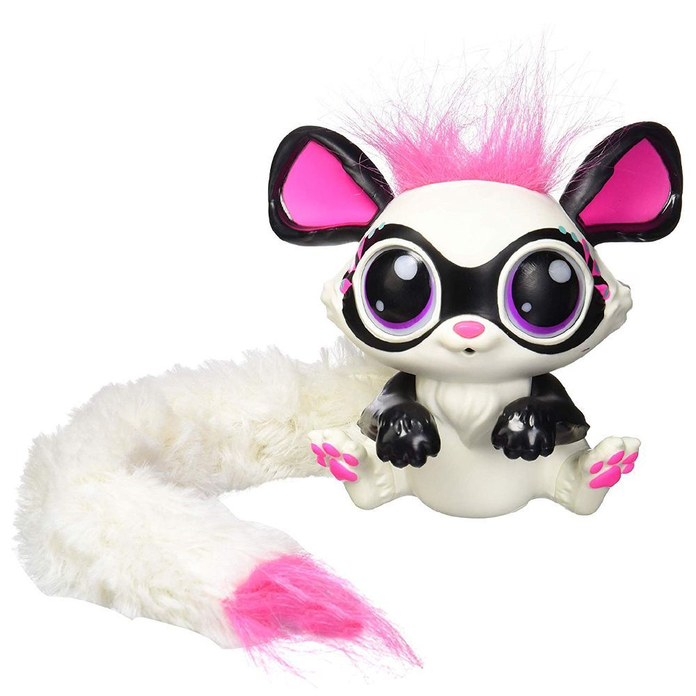 Mattel Lil' Gleemerz Glowzer Figure