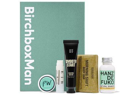 Birchbox Mens Gift Box Subscription