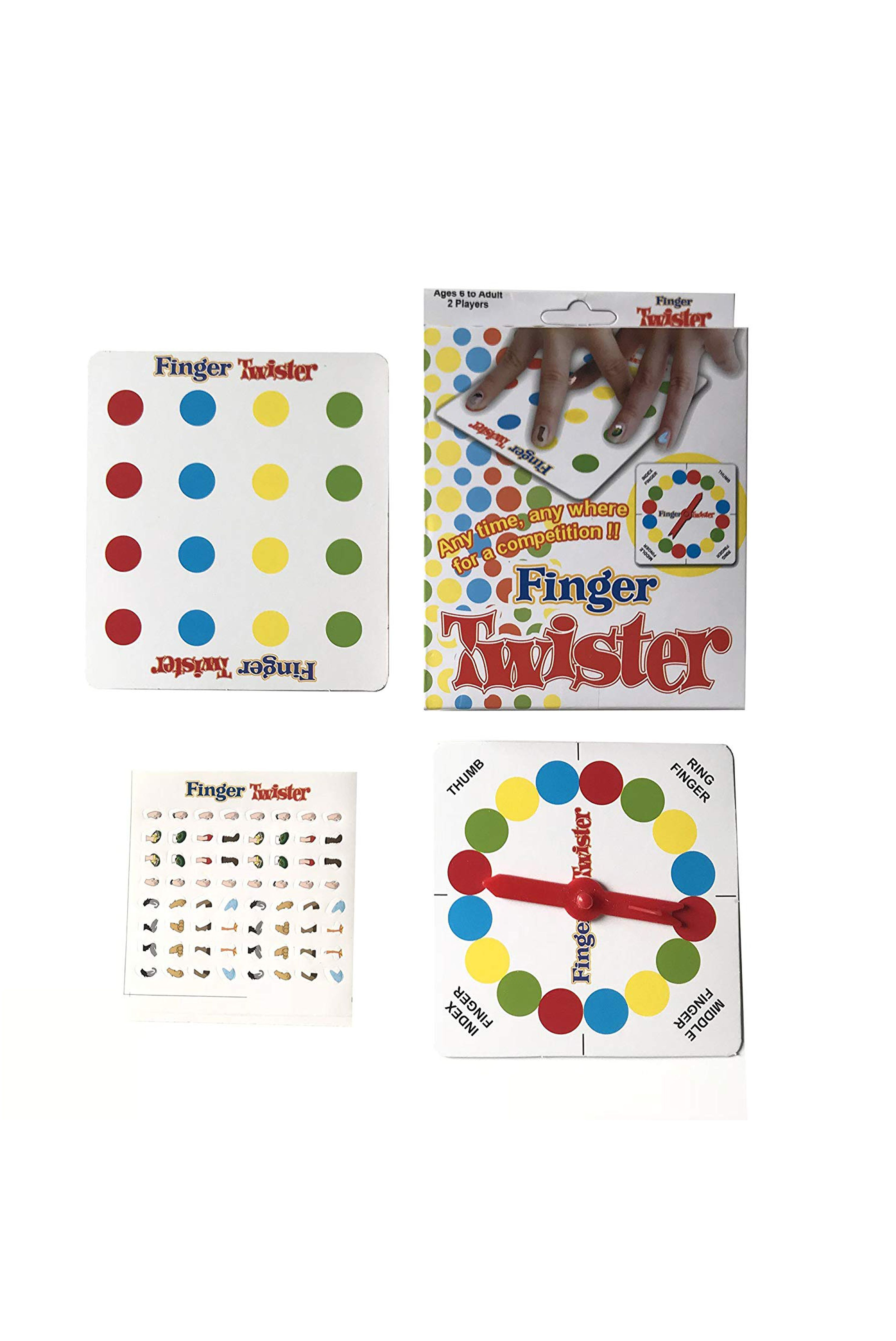 photograph relating to Finger Twister Printable named USUNO Amusing Finger Twister Activity