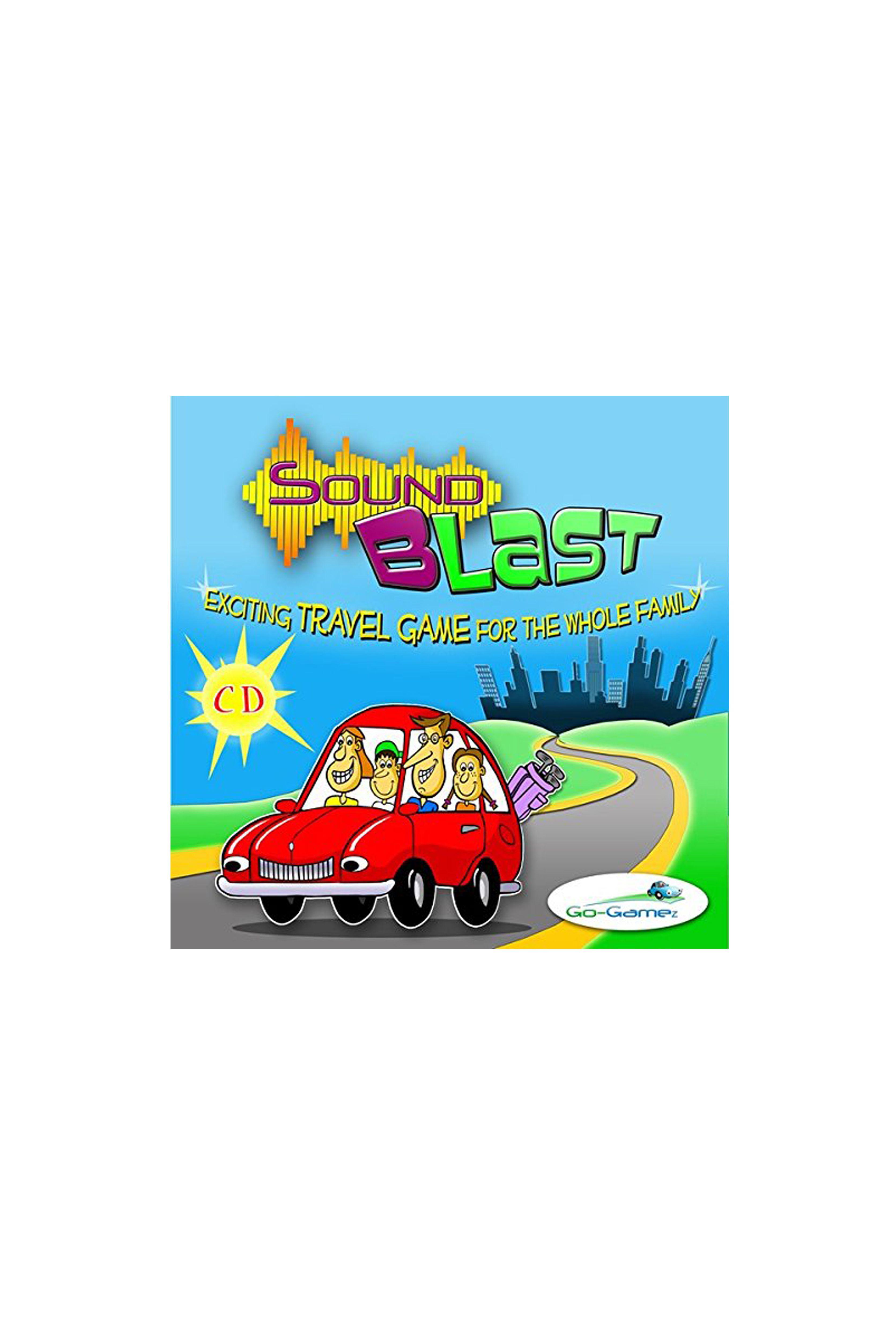 Sound Blast Travel Game