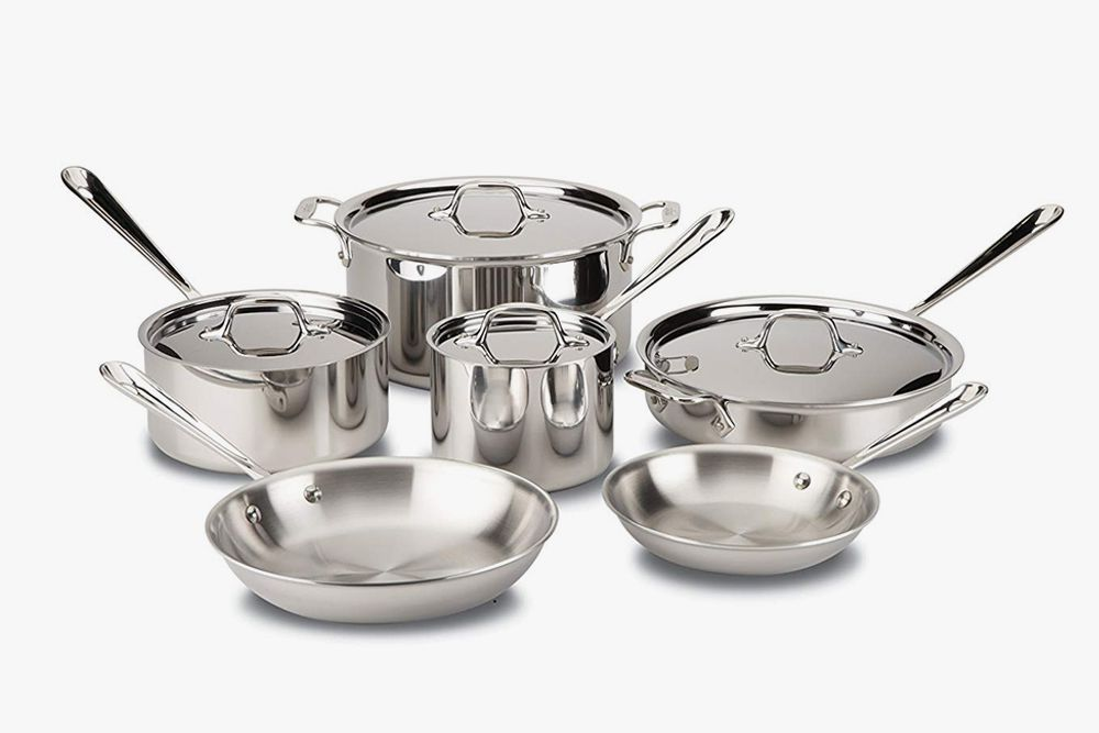 The 5 Best Cookware Sets Of 2018 Top Rated Cookware Reviews