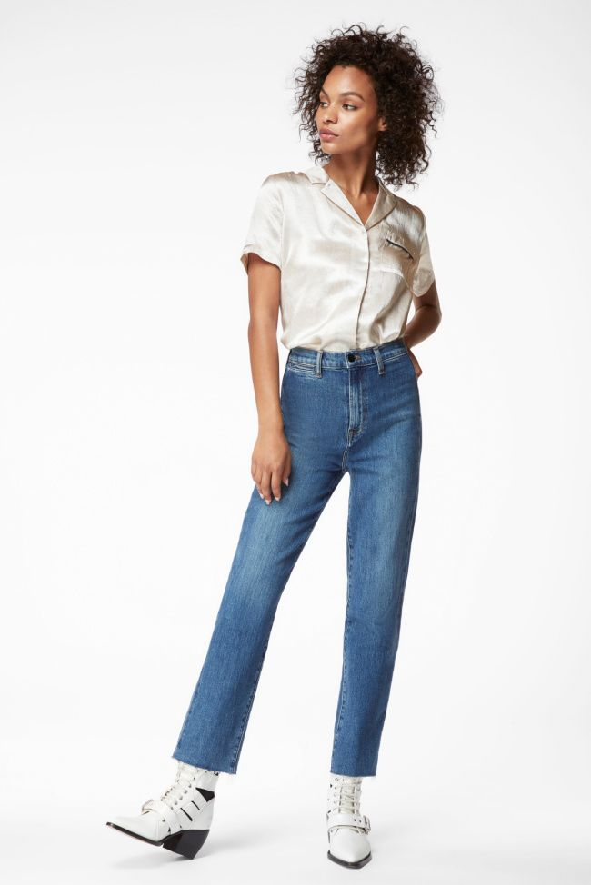 ce70ac26fab81c 20 Best High Waisted Jeans for Women — 2019's Top High-Waisted Denim ...
