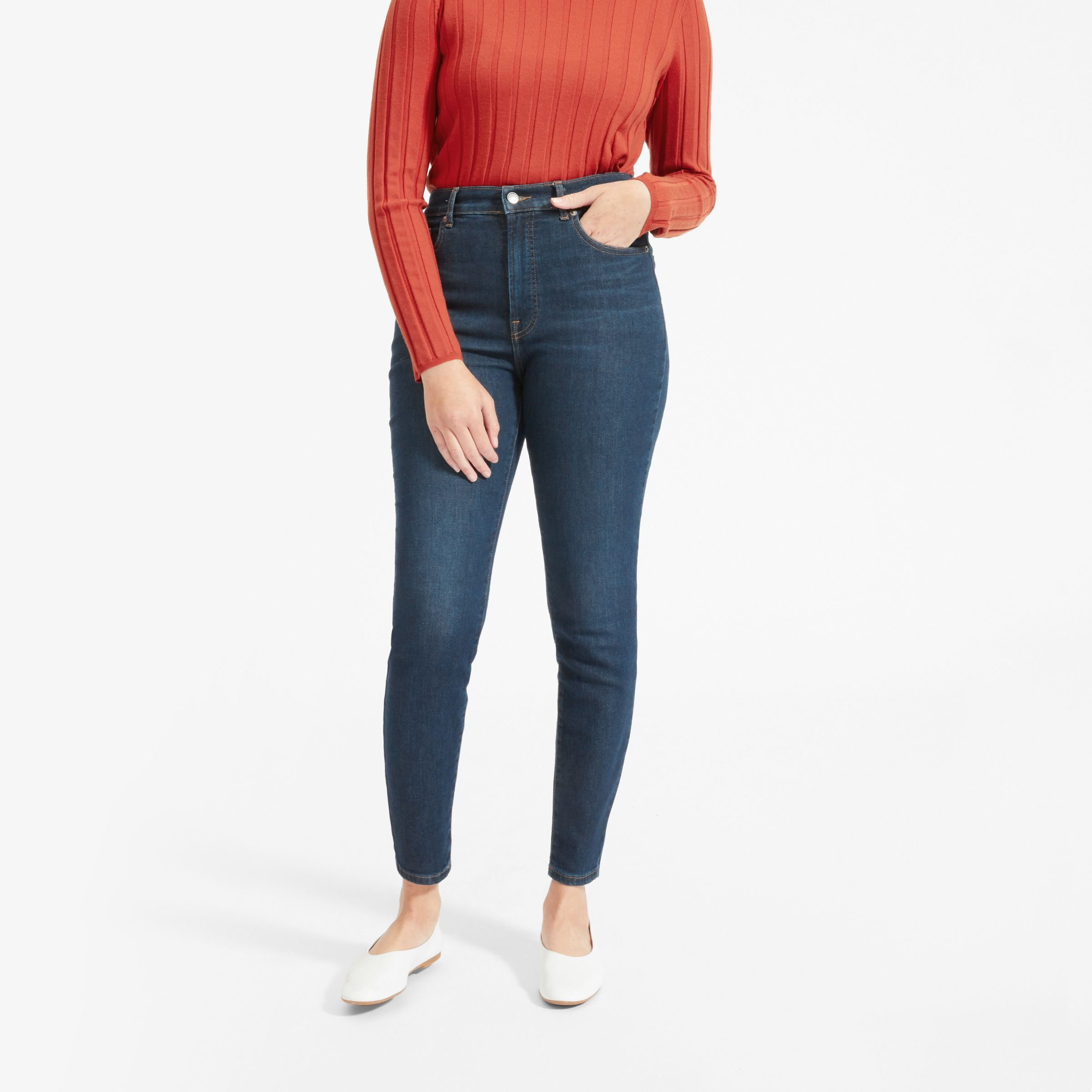 0a449122 20 Best High Waisted Jeans for Women — 2019's Top High-Waisted Denim Brands