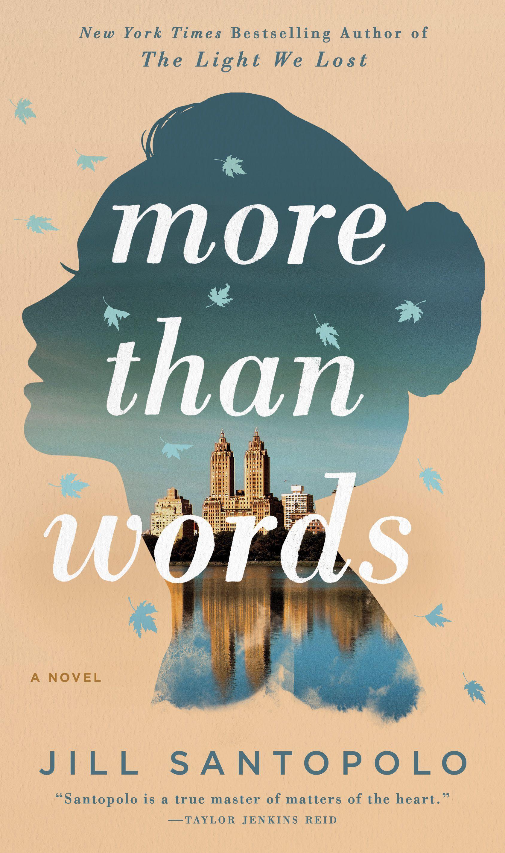 'More Than Words' by Jill Santopolo