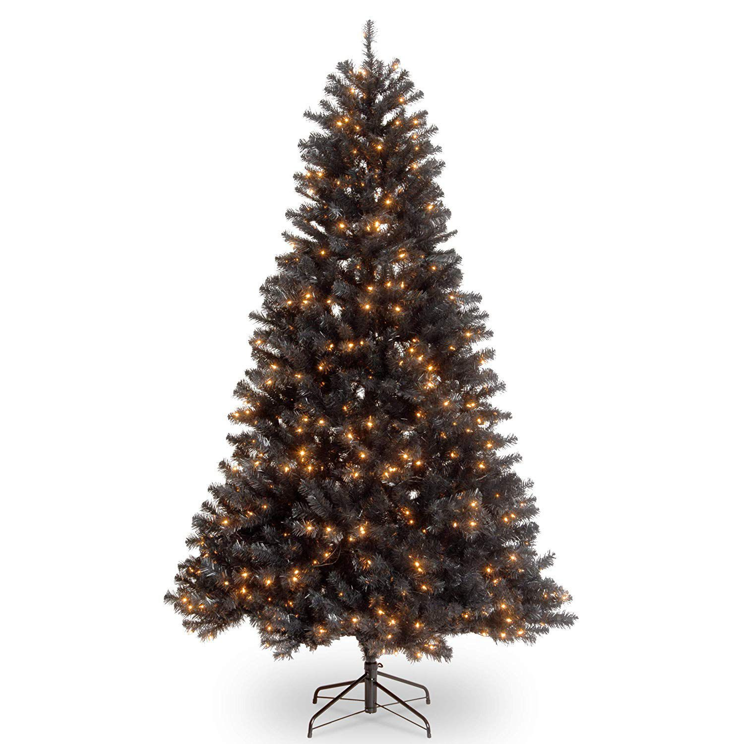 Black Christmas Trees Are The New