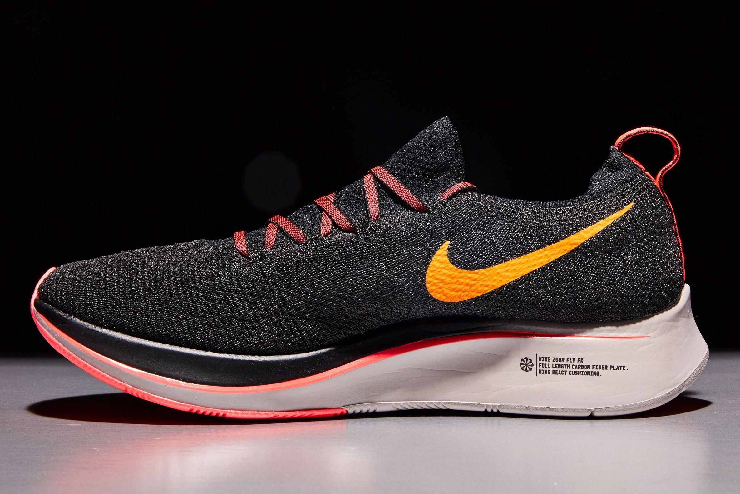 dad8c3ae2b84 Nike Zoom Fly Flyknit Review - Nike Running Shoes