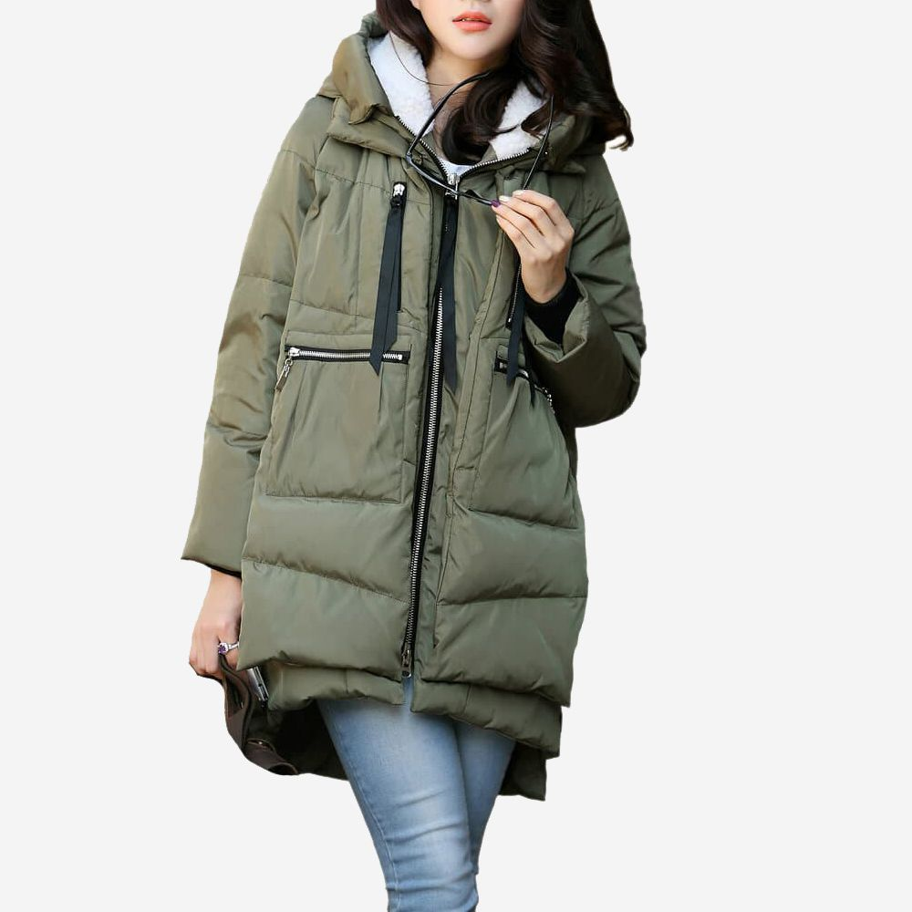 5ab0828b5e7 The Orolay Thicken Down Jacket Is the Most Popular Coat on Amazon