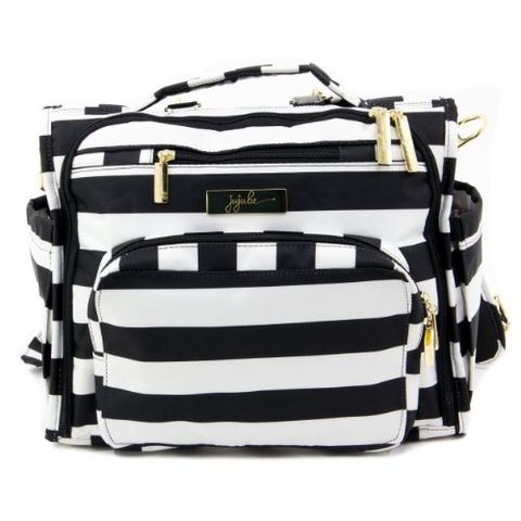 JuJuBe B.F.F Multi-Functional Convertible Diaper Backpack