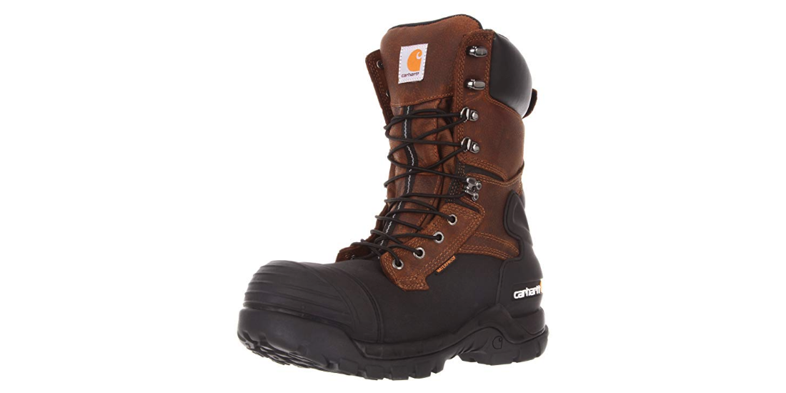 988ad13adb6 Best Leather-Synthetic Boot: Carhartt Composite