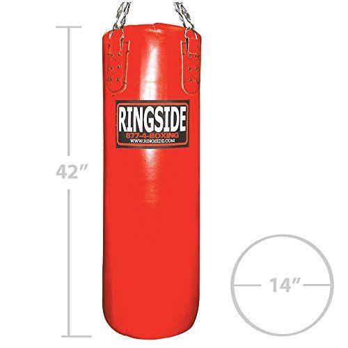 Ringside Fitness Leather Heavy Bag
