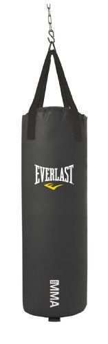 Everlast 70-Pound MMA Poly Canvas Heavy Bag