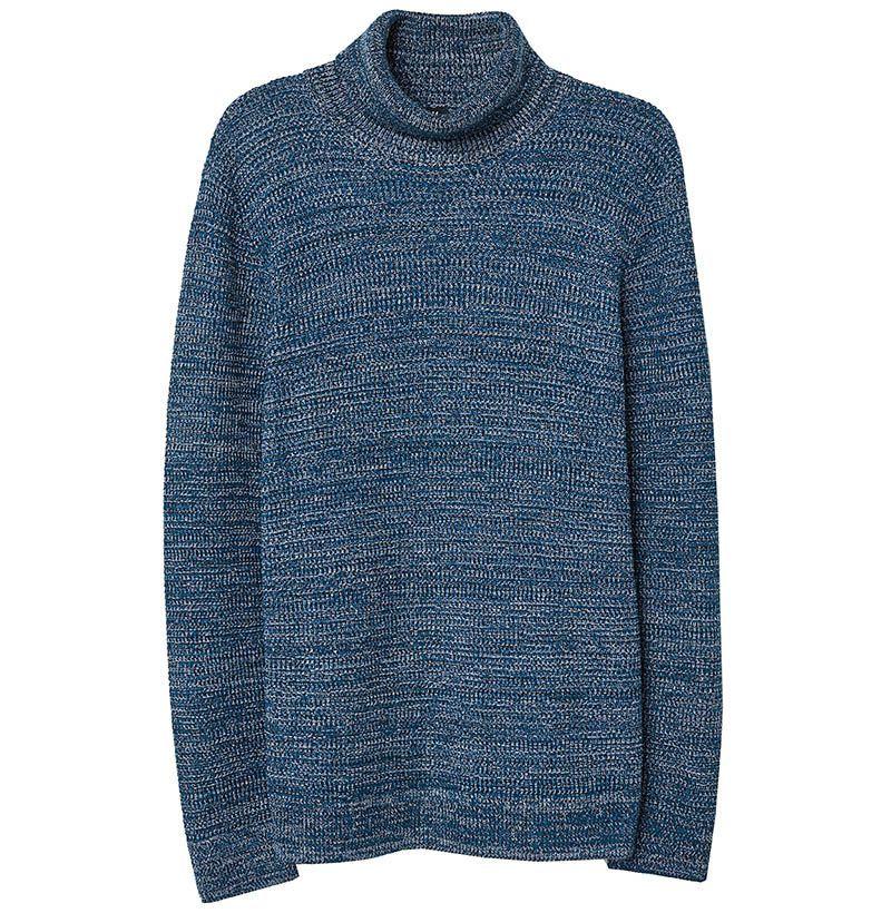17 Best Men s Turtleneck Sweaters Winter 2019 - Fashionable Turtlenecks for  Men 32cad51a2