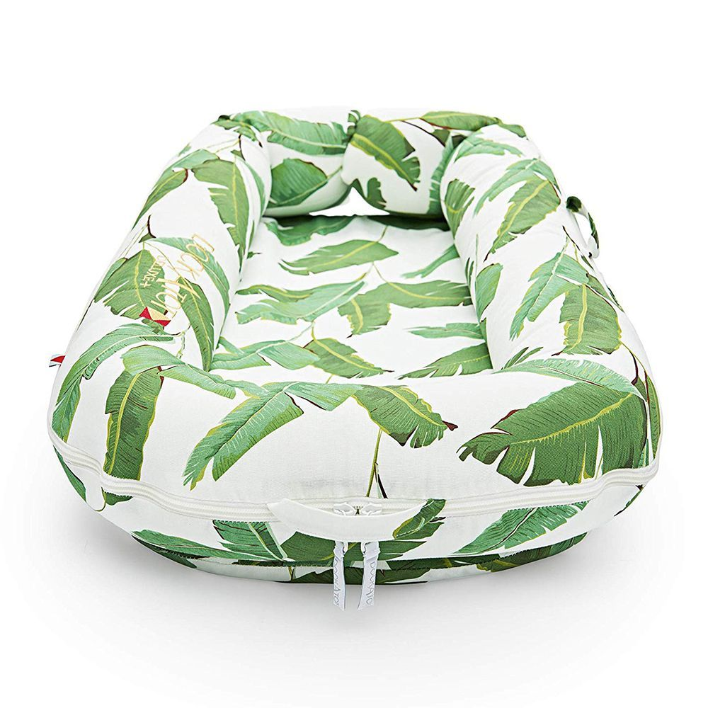 DockATot Deluxe Bananas for You Baby Lounger