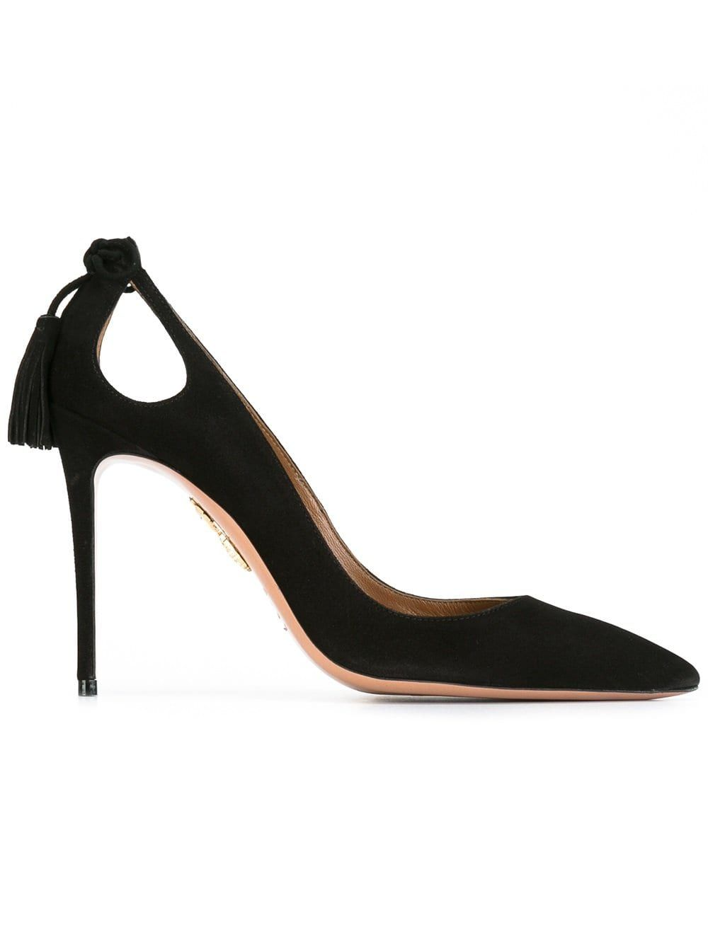 Forever Marilyn Suede Pumps