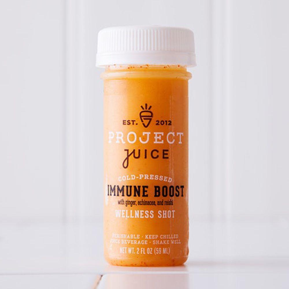 Project Juice Immune Boost Wellness Shot