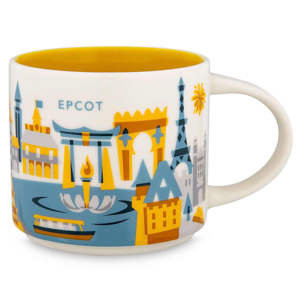 'you Are Here' Mugs Starbucks' Disney Available Online Parks 2IYD9WEH