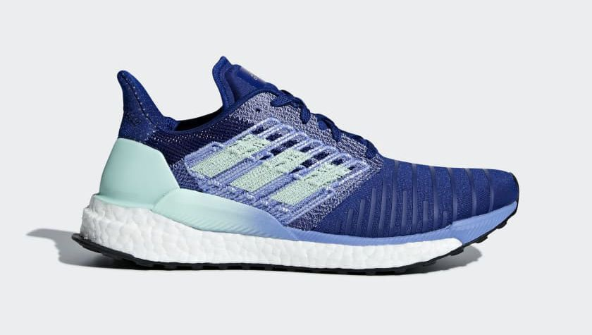 Best for Long Runs: Adidas Solarboost. Courtesy. SolarBoost Shoes